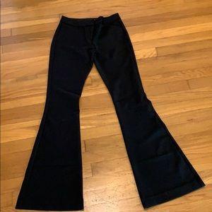 Express flare pants